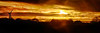 Turbine at sunset (Matt Bigwood) Tags: windturbine sunset kingswood gloucestershire reflexnikkor 500mm f8 nikond750 stitchedpanorama lens flare lensflare