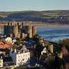 Conwy (another_scotsman) Tags: conwy wales landscape castle town fortification walls