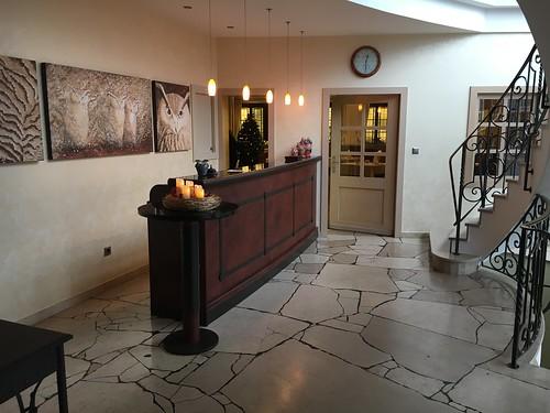 Rezeption Hotel Euler