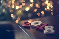 Happy New Year! (pierfrancescacasadio) Tags: bestwishes flickrfriday 2018 gennaio2018 01012018840a4321 happynewyear bokeh christmastree 50mm