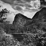 The Hetch Hetchy Valley (Black & White, Yosemite National Park) thumbnail