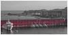 Porto di Napoli (kurtwolf303) Tags: hafen harbour harbor buildings water ships sky city colorkey red cityscape olympusem1 omd microfourthirds micro43 systemcamera mirrorlesscamera mft kurtwolf303 neapel napoli portodinapoli naples italien italia italy europe selectivecolors unlimitedphotos topf25 topf50 port porto topf75