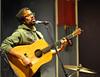Prateek Poddar, singer/songwriter DSC_3389 (LarryJ47) Tags: nikon d700 singer songwriter man musician guitar music songs coffee shop