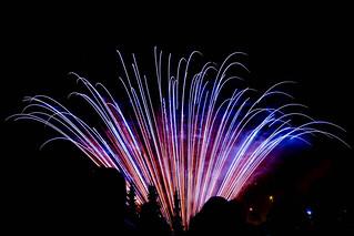 Fireworks in Seinäjoki