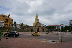 "Clock Tower Gate - Cartagena de Indias, Colombia • <a style=""font-size:0.8em;"" href=""http://www.flickr.com/photos/28558260@N04/38946629642/"" target=""_blank"">View on Flickr</a>"