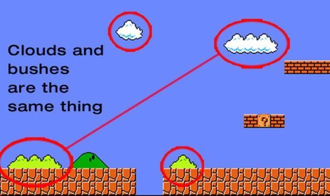 9 sự thật về tựa game Mario hái nấm huyền thoại sẽ khiến bạn phải giật mình - Ảnh 2.