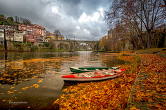 Tâmega (Luis Sousa Lobo) Tags: img94182 tâmega amarante rio barco portugal canon 70d 1018 outono