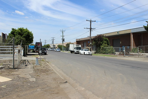 Bunnett Street, Sunshine North
