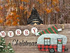 Merry Christmas Campers! (Mr_Camera71) Tags: camper trailer gnorman gnome photoshop composite compositing aedimages samsung canon rv christmas xmas