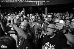 2017 Bosuil-Het publiek bij Joost de Lange en Band Of Friends 16-ZW