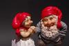 Seasons Greetings (STTH64) Tags: christmas santa couple pair happy seasons greetings red portrait
