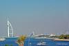 Burj al-Arab e Burj Khalifa (Vittorio Dell'Aquila) Tags: dubai emiratiarabiuniti unitedarabemirates burjalarab burjkhalifa