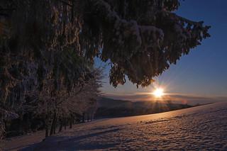 Dem Licht entgegen - Wintersonnenwende