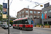 A Streetcar Named Desire old (see the hanging banner) (Canadian Pacific) Tags: toronto ontario canada canadian city urban ttc transit public commission streetcar tram king street east astreetcarnameddesire 2017aimg1224