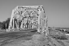 Bridge North of Fargo by Thorßjorn -