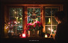 Christmas in the Faroe Islands (Alessio Mesiano) Tags: føroyar candles christmas christmasdecorations christmaslights darkness faroe faroeislands foroyar girl indoor night person scandinavia travel window tórshavn streymoy fo