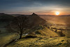 Morning Light (Furry Chalk Bag Images) Tags: parkhouse hill chrome peakdistrict sunrise morning light landscape countryside shadows uk outdoor hiking
