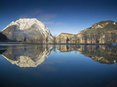 PC250313 (turbok) Tags: berge grimming landschaft stimmungen wasserspiegelung winter c kurt krimberger