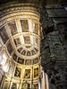 Lisbon 2017: Heavenly firmament (mdiepraam (25m)) Tags: lisbon 2017 belem mosteirodosjeronimos interior church architecture ceiling altar
