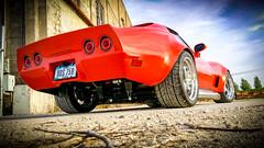35330902884_a3903e7dc6_o (brent319) Tags: corvette 76 1976 stingray ls1 richmond flares 3353018 vette orange inferno c3 nitto intro wheels