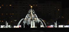Christmas in Bucharest (WT_fan06) Tags: christmas bucharest craciun bucuresti night light lumina decorations decoratiuni city centre centru unirii square noapte tradition iarna winter aesthetic artsy 2017 vibes fantana arteziana fountain silhouettes nikon d3400 romania piata