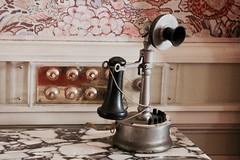 Hello? Is it me you're looking for? (Read2me) Tags: tcfe cye newportmansions telephone phone old vintage friendlychallengesunanimouswinner challengeclubwinner pregamewinner antique gamewinner