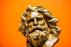 Head of a Gaul (Thomas Hawk) Tags: america forestpark francoisrude headofagaul missouri mo museum saintlouisartmuseum stlouis usa unitedstates unitedstatesofamerica artmuseum bronze sculpture fav10