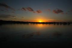 Sunrise. The Four Seasons Hotel Bora Bora. French Polynesia. Dec/2017 (EBoechat) Tags: sunrise the four seasons hotel bora french polynesia dec2017 island ilha francesa paraiso paradise