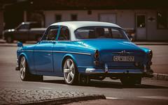 Volvo Amazon 1963 (Myggan68) Tags: bilar classiccarweek classiccarweek2016 rättvik volvo amazon classic classiccars