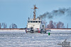 """United States Coast Guard   """"Mobile Bay""""   WTGB-103 (Winglet Photography) Tags: cutter tug icebreaker unitedstatescoastguard mobilebay wtgb103 uscg uscgc tugboat naviagtion aton greenbay port harbor river foxriver portofgreenbay winter cold ice icy frozen wingletphotography georgewidener stockphoto wisconsin canon 7d georgerwidener"""