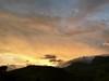 Chegada da noite (leogvale) Tags: sunset sky sol tarde sun clouds landscape montain