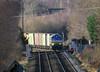 66711 (Geoff Griffiths Doncaster) Tags: 66711 bessacarr jn junction 4z81 gbrf class 66 sence