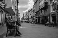 LAS PALMAS DE GRAN CANARIA Street. Triana (Pedro Ruiz L) Tags: laspalmas canarias callejera streetphotography calle compras comercio triana urban gente las palmas street photography streetphoto fotocallejera islands mar man life