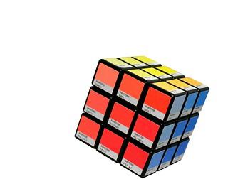 pantone's cube (brescia, italy)