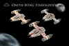 Onith-Wing Squadron (ted @ndes) Tags: star wars onith fbtb starfighter space moon lego