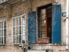... (Jean S..) Tags: theatre stage play windows ancient old paris outdoors