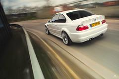 E46 BMW M3 in Alpine White (Khalid Bari Photography) Tags: rigshot bmw m3 automotive