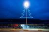 Frohe Weihnachten (Torsten Frank) Tags: ardennen botreycat beleuchtung belgien crossrad energie eupen fahrrad fahrradbeleuchtung giant laterne licht mittelgebirge nacht radfahren radrennen radsport stauanlage tcxadvancedpro1 talsperre wallonien wasser wasserbau wesertalsperre weihnachten xmas christmas