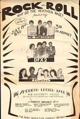 Flyer-07191980 (dogrrrl) Tags: punk sandiego