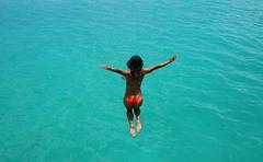 The Jumpers. The Four Seasons Hotel Bora Bora. French Polynesia. Dec/2017 (EBoechat) Tags: the jumpers four seasons hotel bora french polynesia dec2017 island ilha francesa paraiso paradise