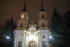 Новогодняя ночь в Троицком-Кайнарджи
