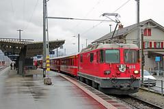 RhB 614, Landquart, 25-11-17 (afc45014) Tags: rhb 614 landquart ge44 rhätischebahn