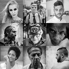 """2017 """"Bestnine"""" B&W Portrait (Pierre de Champs) Tags: portrait 2017 bestnine 2017bestnine blackandwhite photo photographer nikonphotography nikon d750 nikos guadeloupe france carnaval"""