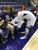 2016_T4T_BYU Game 21 (TAPSOrg) Tags: taps tragedyassistanceprogramsforsurvivors teams4taps collegebasketball byu brighamyounguniversity provo utah survivors 2016 military indoor vertical group candid player autograph
