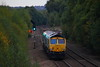 Come Out Come Out Wherever You Are.. (marcus.45111) Tags: freightliner class66 66602 gm moderntraction beightonjn colourgreen railwaysignalling flickr flickruk canonrailwayphotography canondslr canon5dmk11 2017