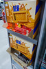 Something missing at Walgreens 12-18-17 (anothertom) Tags: coralvilleiowa walgreens store drugstore candybars outofstock disappointed rare newproduct aisle hersheys empty hersheysgoldbar peanutspretzels caramelizedcreme exclusive reeses food shopping 2017 sonyrx100ii