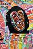 faute d'être, ils ont ! (just.Luc) Tags: chimpanzee chimpanzé chimpansee schimpanse mural urbanart streetart graffiti kunst public publiek wall mur muur mauer colors colours kleuren couleurs farben berlin berlijn allemagne deutschland duitsland germany eastsidegallery europa europe monkey aap singe affe