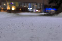 Bokehy road (Sami Farin) Tags: nikon nikkor d3300 nikkor85mmf18 rawtherapee tampere nature winter 85mmf18g snow road bokeh