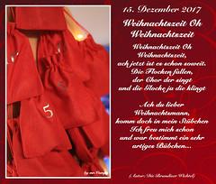 15 Dezember 2017 (Mr.Vamp) Tags: advent adventkalende mrvamp adventszeit