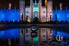Hampton_Court-7 (chris-bell-photography) Tags: hampton court palace 2017 christmas lights night hamptoncourtpalace glass ball glassball reflection inversion